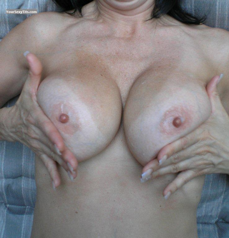 Big Tits Of My Wife JB